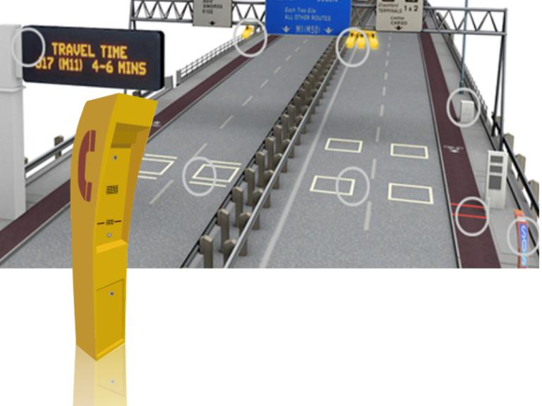 Callbox para rodovias
