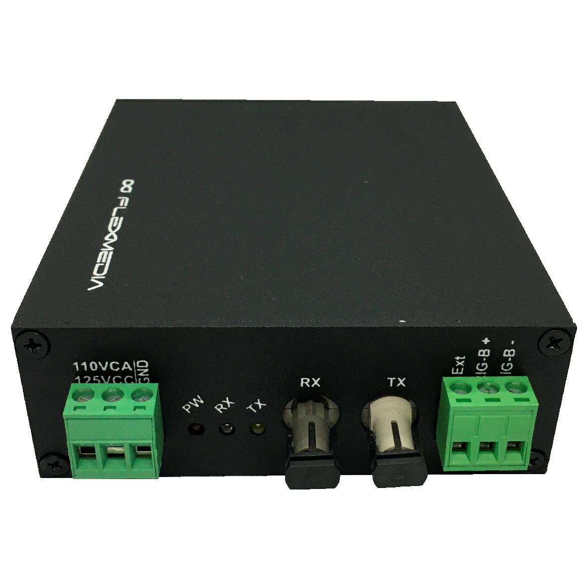 Repetidor de sinal (irig-b)