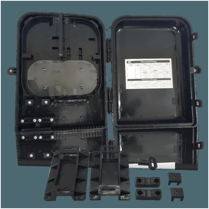 Caixa de Terminação Óptica – CTO