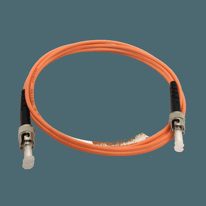 Cordão Óptico Multímodo ST/UPC – ST/UPC -Simplex