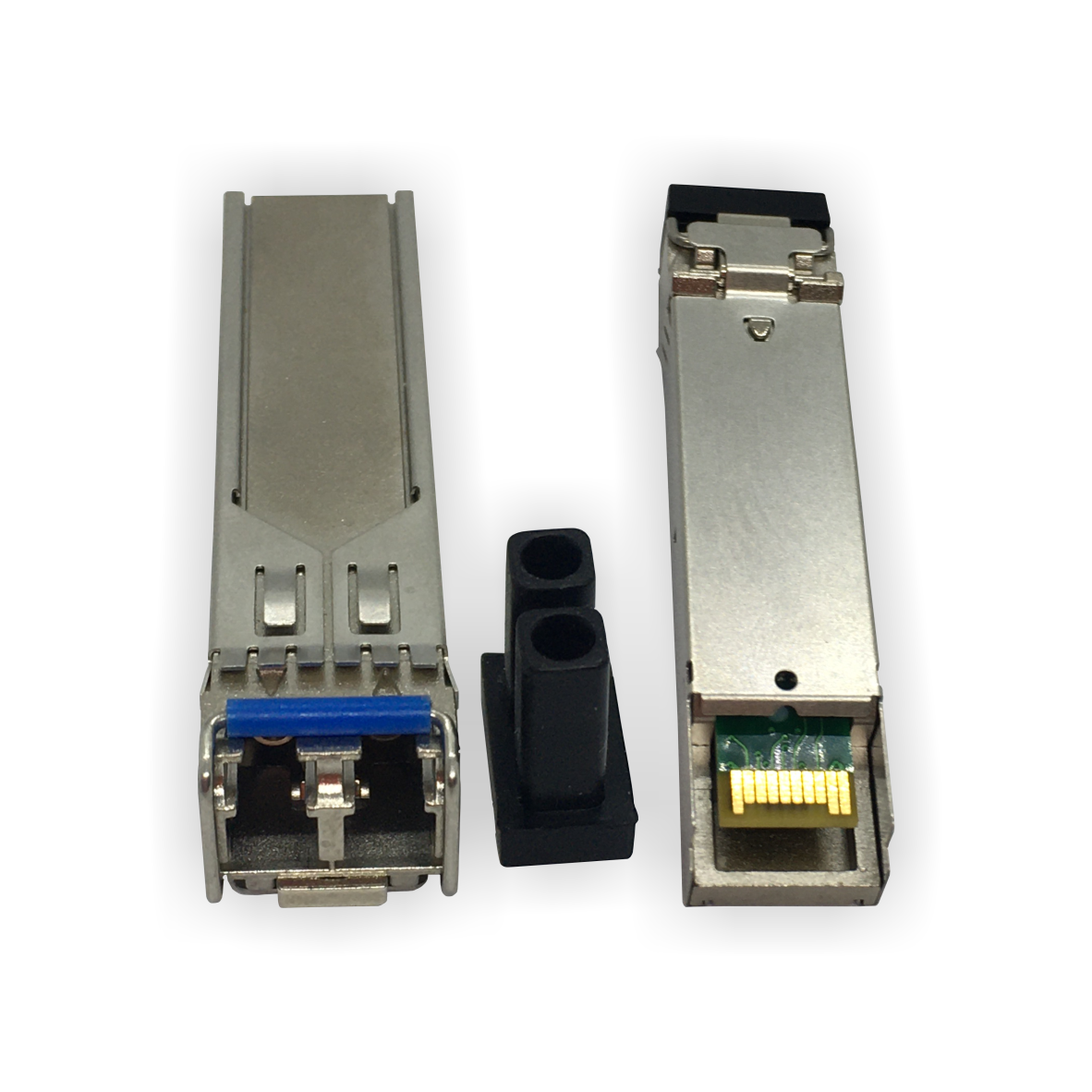 Módulo Óptico SFP (Mini GBIC) – Gigabit Ethernet – Monomodo – Duplex LC – 20Km (1310-1310)