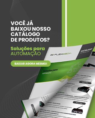 Catálogo Automação Industrial