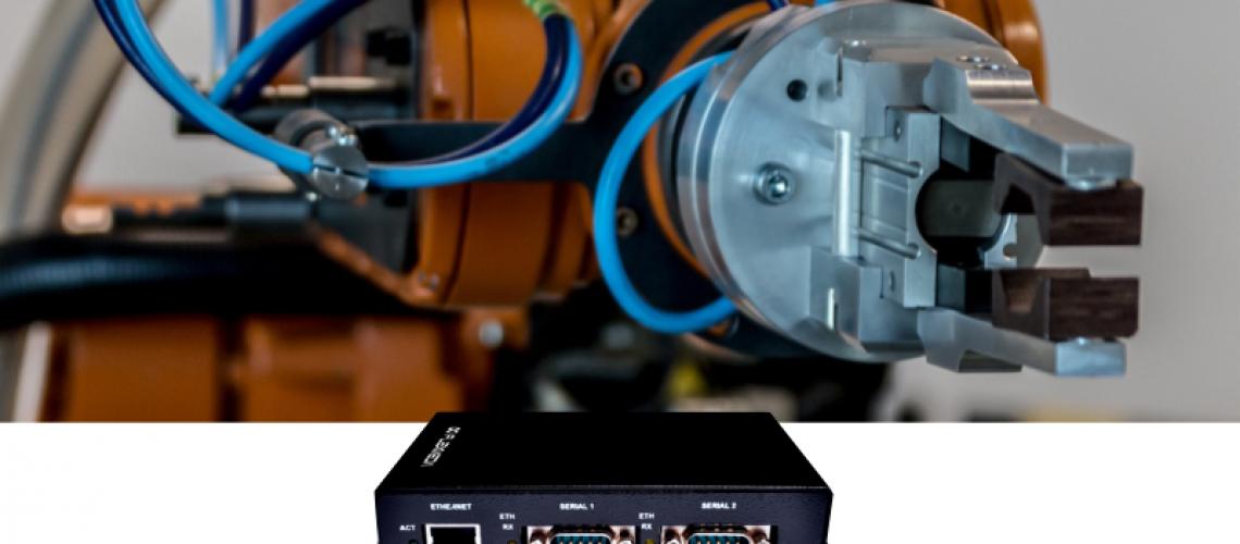 Conversor-4-portas-seriais-ethernet-Serial server 2 ou 4 portas
