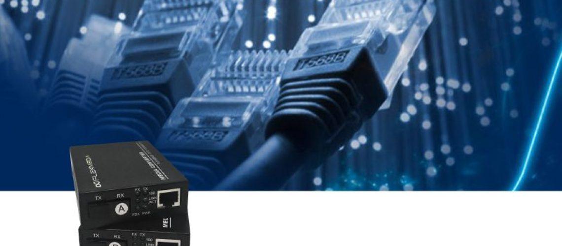 Conversor Ethernet 10/100 10/1000